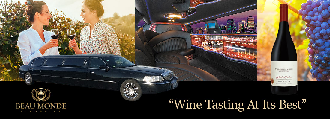 WILLAMETTE VALLEY WINE LIMO SERVICE TOUR